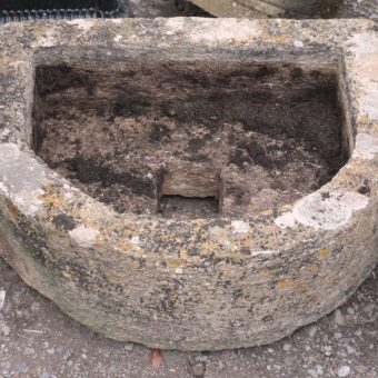 Limestone D Trough