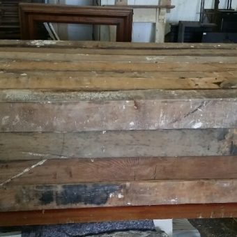 Oak Joists 5×5