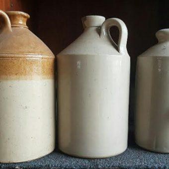 earthenware-jars