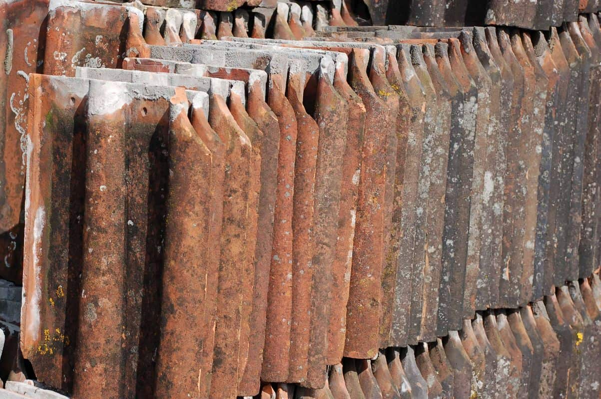Reclaimed Roofing