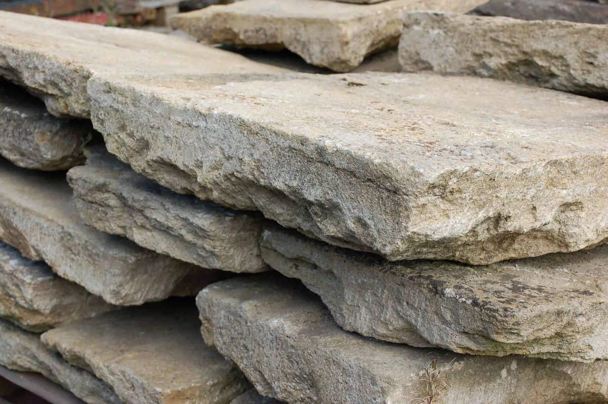 Traditional Stone Flooring