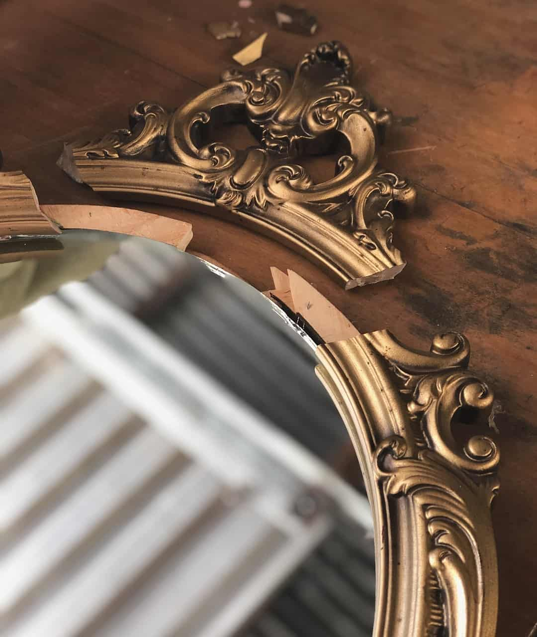 Reclaimed Mirrors